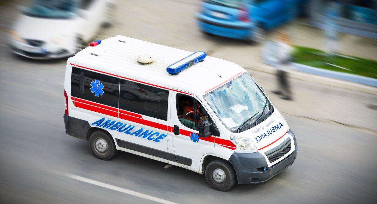 ผู้ขับขี่รถพยาบาล